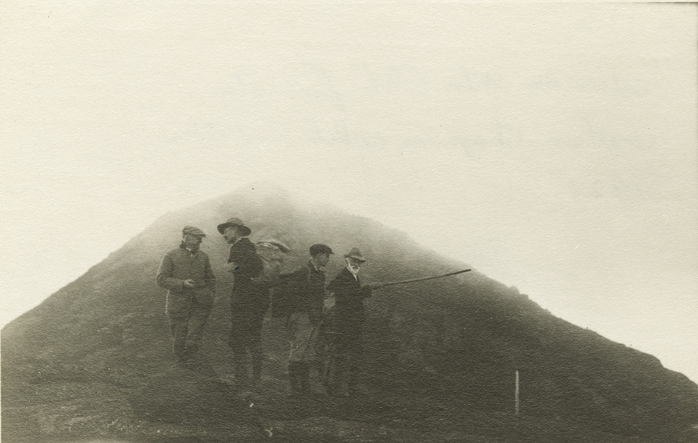 ADK William Chapman White and Others, 1921