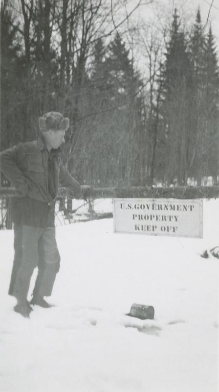 Beginning of State Land