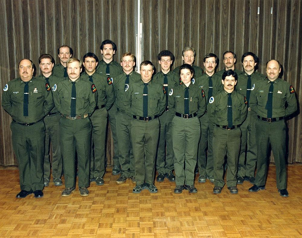 1988 Ranger Team