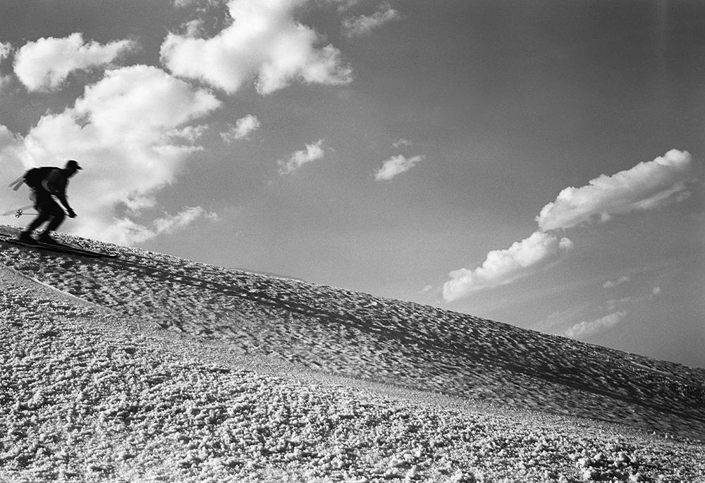Chet Rice on Marcy- The Big Drift, 5/10/1953
