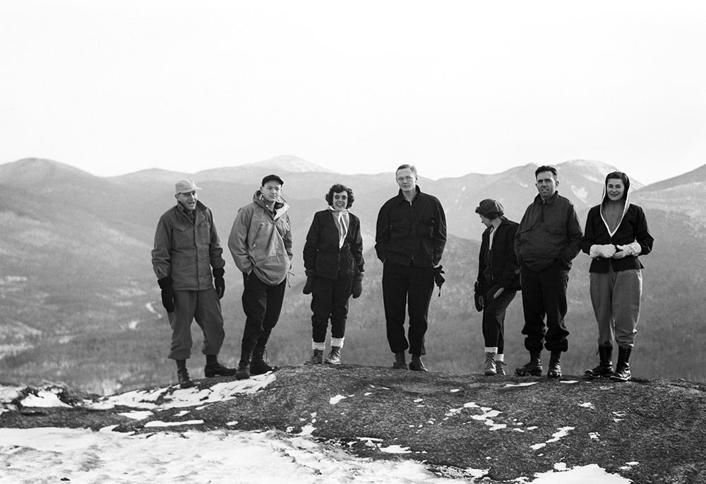 Adirondack Club on Mt. Jo