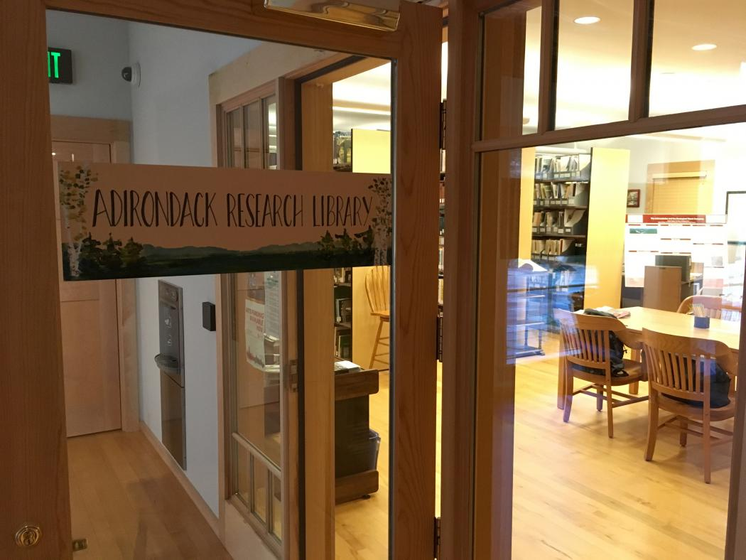 Adirondack Research Library