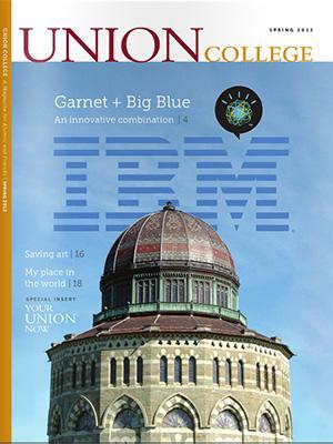 792f246a5 Union College  A Magazine for Alumni and Friends