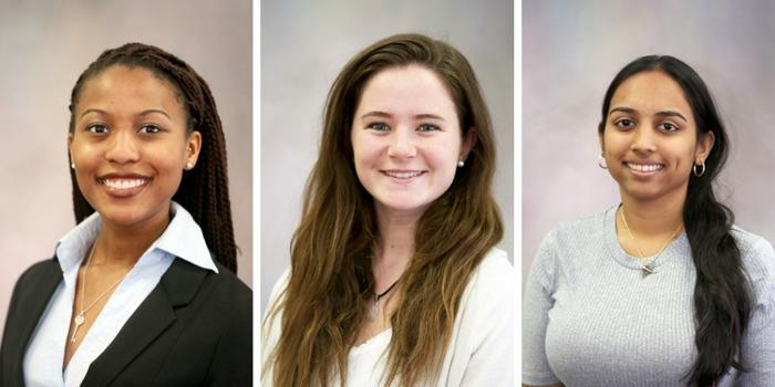 Four awarded Fulbright Fellowships