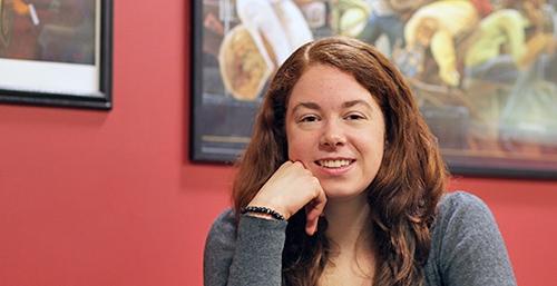Erica Fugger '12