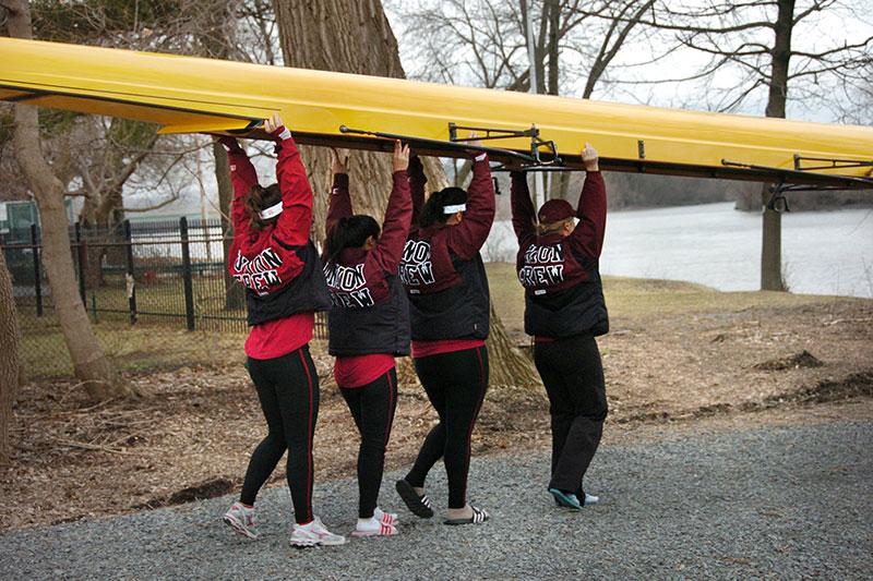 Women's crew team