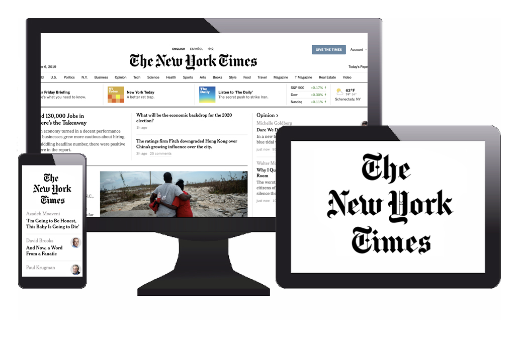 Free New York Times Digital Annual Pass Sign Up Now Union College