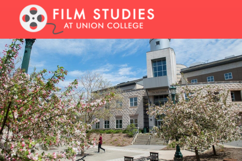 FIlm Studies at Union is located in the F. W. Olin Center