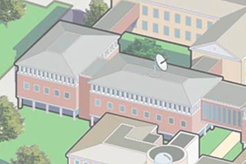 Science and Engineering North Wing illustration