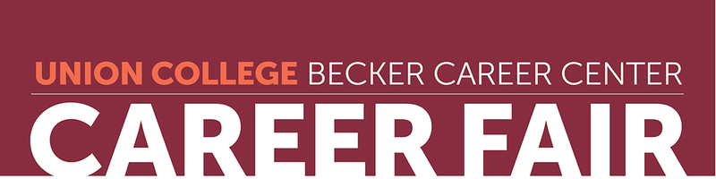 Union College Becker Career Center Virtual Career Fair