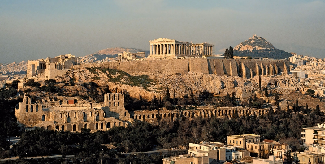 Photo of the Acropolis