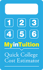 MyinTuition Quick Cost Estimator