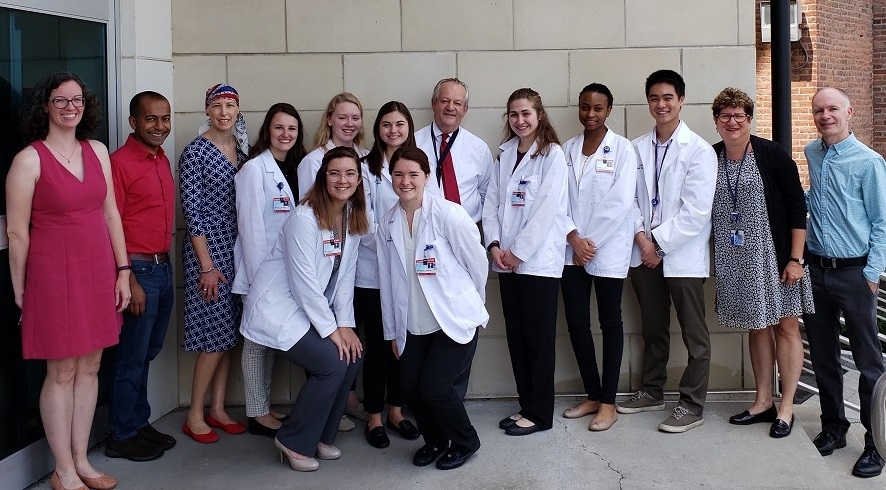 2019 Summer Clinical Immersion Program