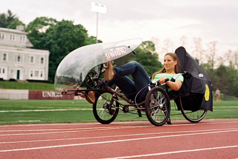 ASME Human Powered Vehicle