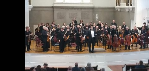 Union College & Community Orchestra: French Kiss