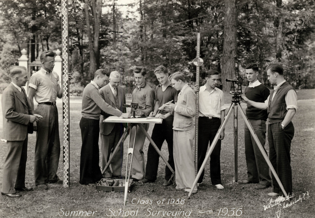 Civil Engineering class of 1936