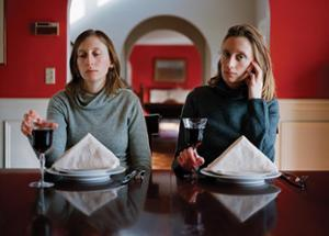 Rikki and Carrie, Dining Room, by Carrie Will