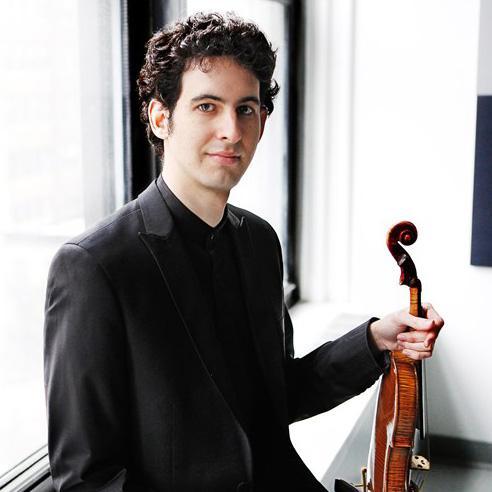 Israeli violin virtuoso Itamar Zorman makes Union debut