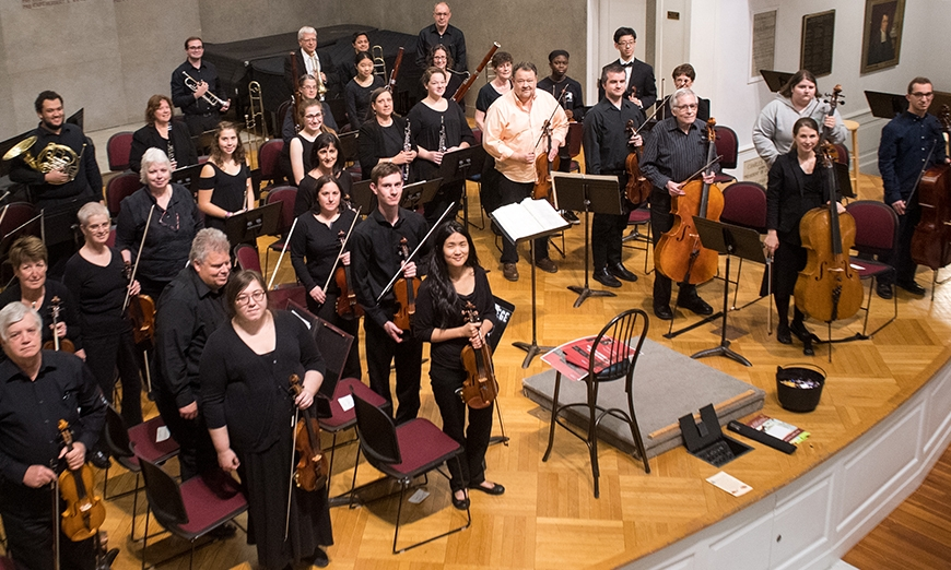 Union College and Community Orchestra
