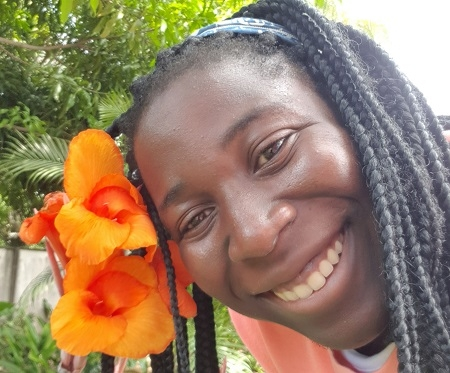 Emmanuela Oppong '19