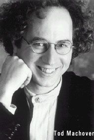 Tod Machover Head Shot
