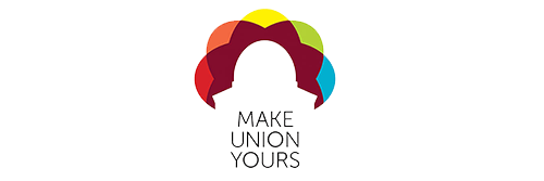 A logo that says Make Union Yours