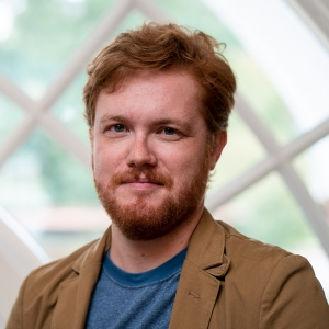 Sean Tennat, CLIR Postdoctoral Fellow