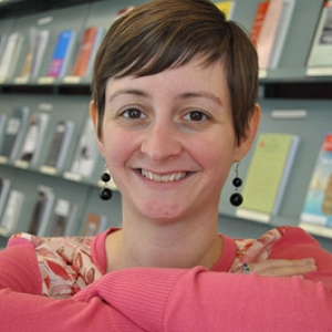Library Staff - Rebecca Fried