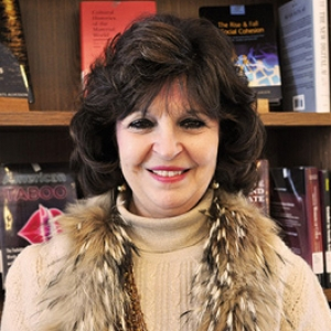 Library Staff - Diana Mirabile