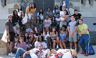 2019 AOP Summer Program Students