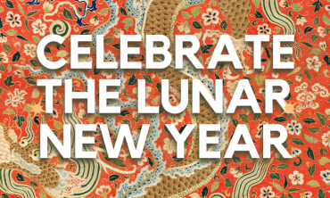 Text: Celebrate the Lunar New Year