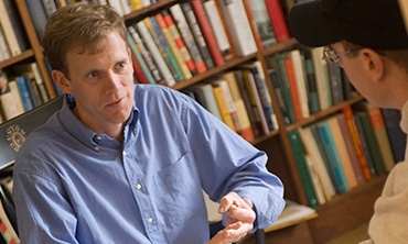 Andrew Morris, associate professor of history