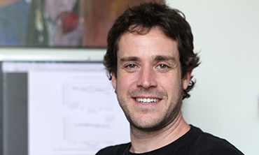 Josh Hart, associate professor of psychology