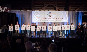 Celebrating the Power of Union Campaign
