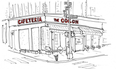 The Odeon in Tribeca