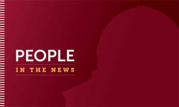 "A logo the says ""People in the News"""